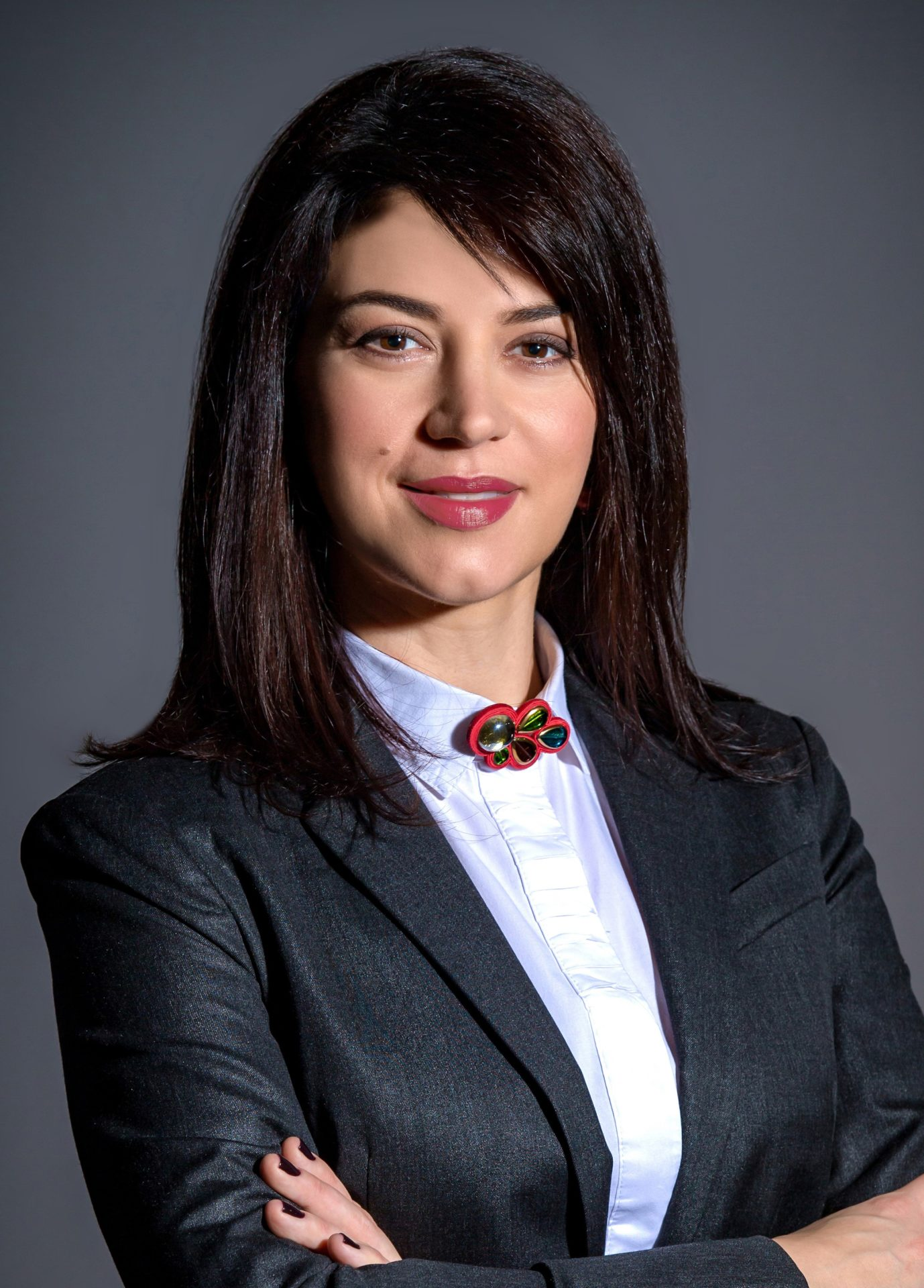 Speaker's photo